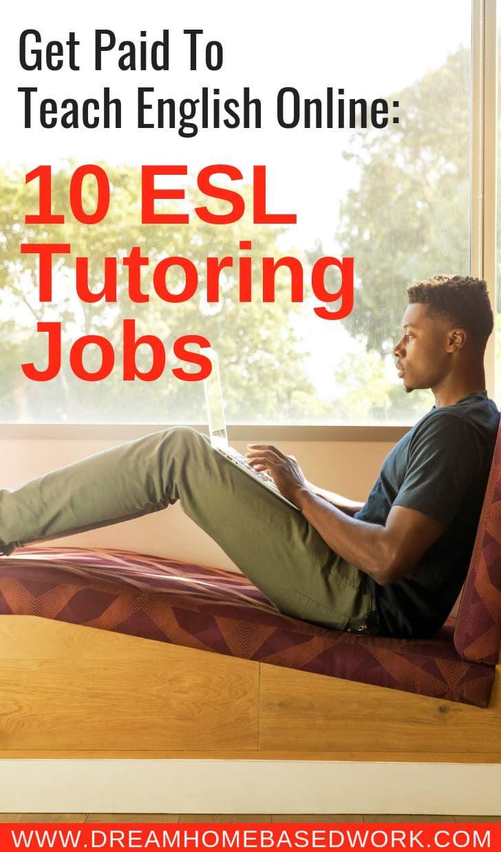 Get Paid To Teach English Online: 10 ESL Tutoring Jobs