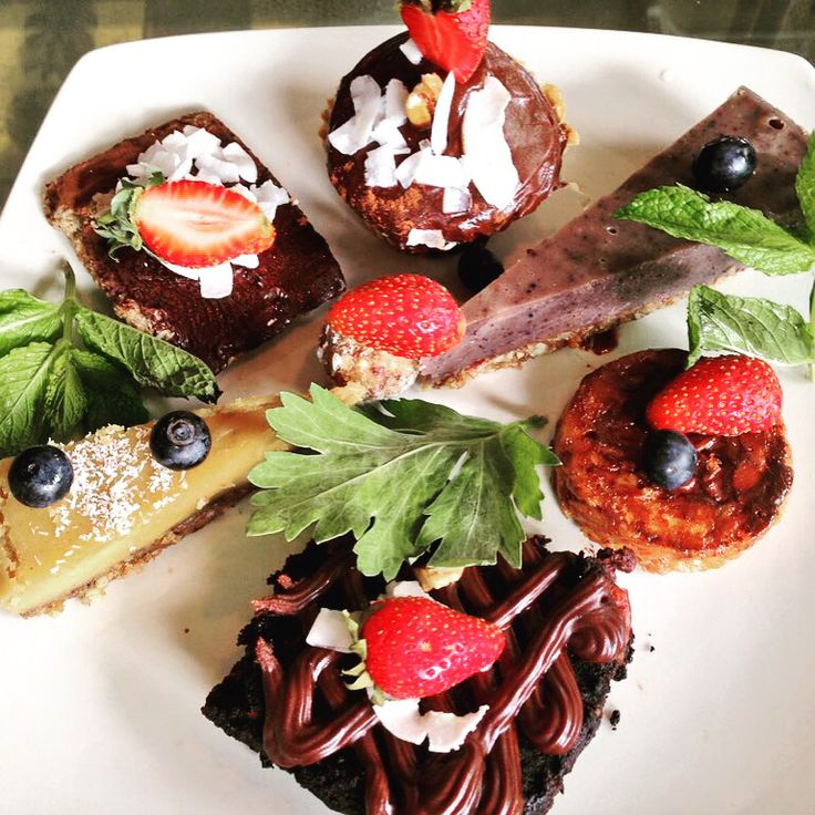 If you don't want lunch, maybe you want dessert instead? #DeliciouslyConscious