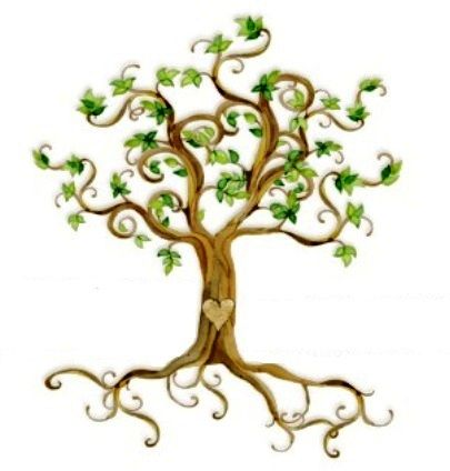 17 Best Ideas About Tree Tattoo Designs On Pinterest