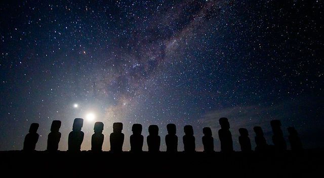 Moai night - Google Search