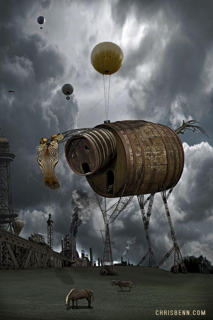 les-animaux-surrealistes-de-chris-bennett-10