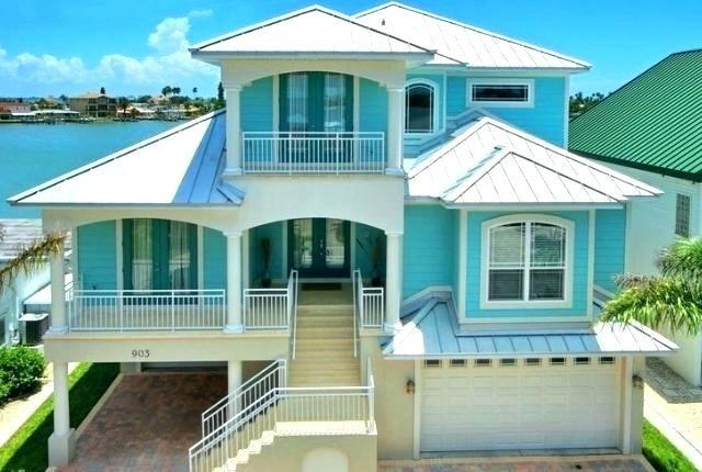 Beach Cottage Exterior Design Ideas House Designs Paint Color Bedroom Colors Best Gorgeous Co Style Beach House Exterior Beach House Colors Dream Beach Houses