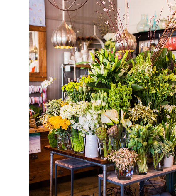The Flower Dispensary - photo by Sean Fennessy