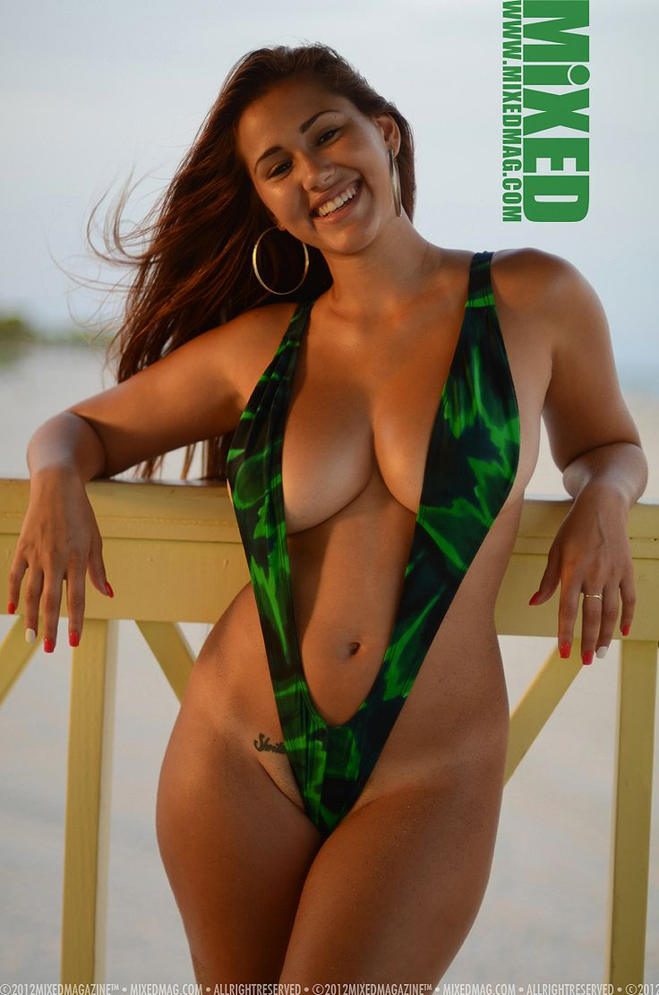rosanna castillo mixed hot photos in micro bikini 10