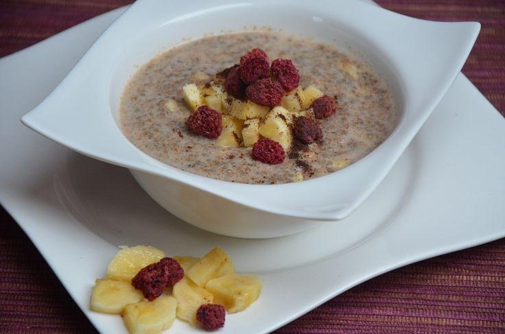 vegan&roh: Chia-Hirse-Frühstück