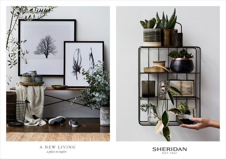 sheridan homewares by studio woo