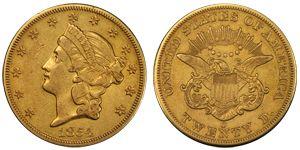 1854 Liberty Head