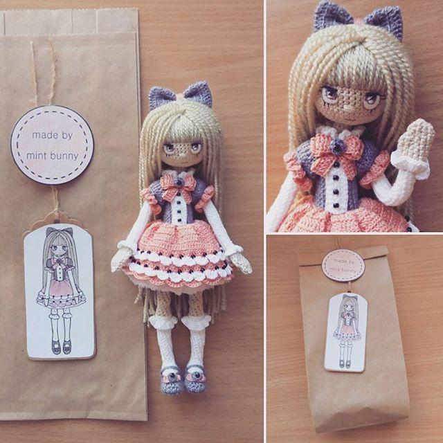 Yulia, happy dollmaker✌ @mint.bunny Пока-пока, моя пр...Instagram photo | Websta (Webstagram)