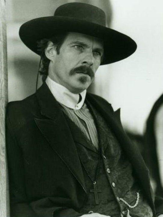"""Dennis Quaid as Doc Holliday in """"Wyatt Earp"""""""