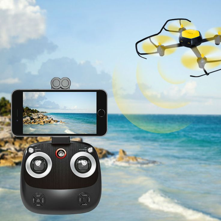 RC Dron With Camera 0.3MP HD WiFi FPV Drone Height Hold RTF Remote Control Quadcopter Selfie Drone Helicopter 606-6W VS SYMA X5C * AliExpress Affiliate's buyable pin. Click the image to find out more on www.aliexpress.com