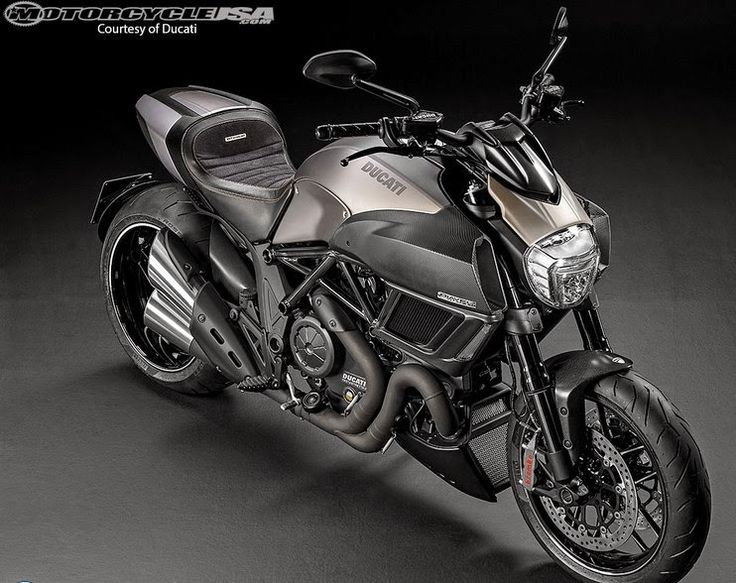 Ducati Diavel Titanium Hanya Dibuat 500 Unit ~ Info Otomotif