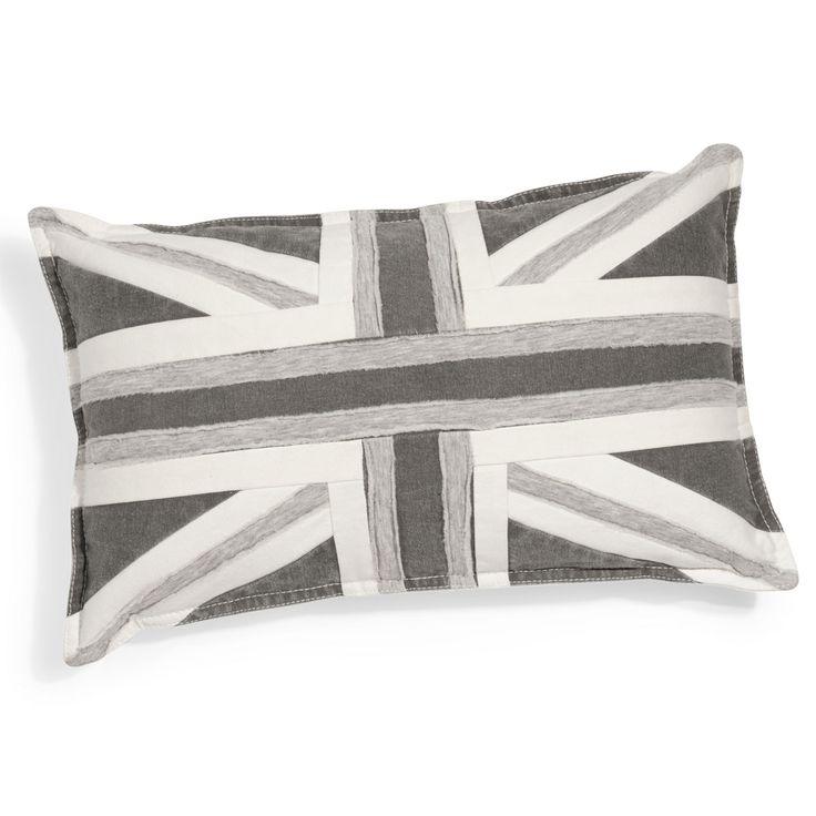 Cuscino Union Jack vintage  Non sarebbe perfetto per la Strandmon?