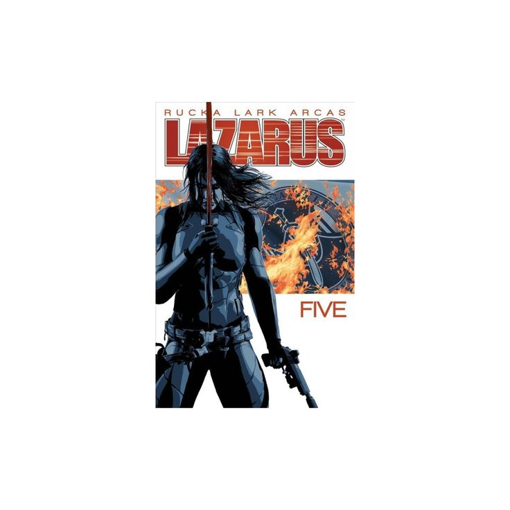 Lazarus 5 (Paperback) (Greg Rucka)