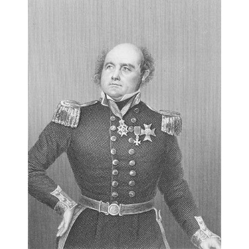 Sir John Franklin, Arctic navigator and explorer