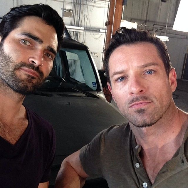 Tyler Hoechlin @tylerl_hoechlin Instagram photos |