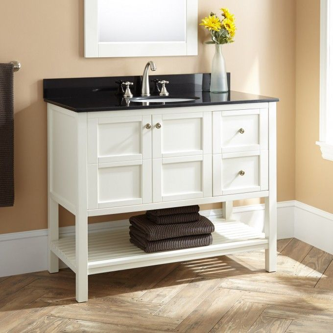 1000 ideas about 42 inch bathroom vanity on pinterest bathroom vanities single doors and. Black Bedroom Furniture Sets. Home Design Ideas
