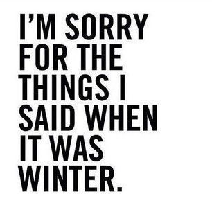 27 Things Girls Who Are Always Cold Know To Be True I'm sorry for the things I said when it was winter. <a class=