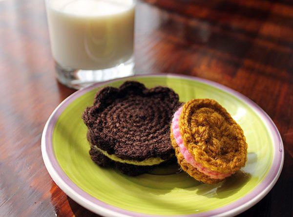 Amigurumi Food : Best рукодельные тортики images crochet food