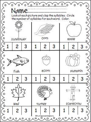 best 25 syllables kindergarten ideas on pinterest literacy kindergarten and kindergarten. Black Bedroom Furniture Sets. Home Design Ideas