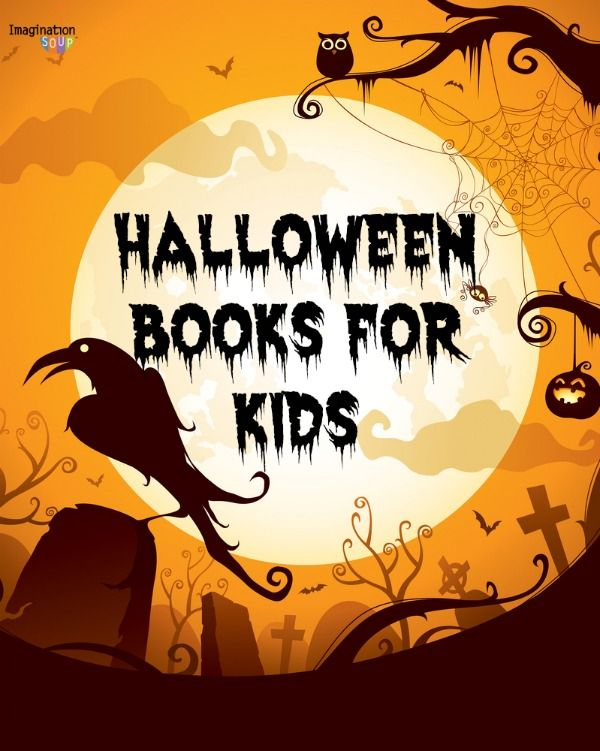 Get Excited to Read Halloween Books