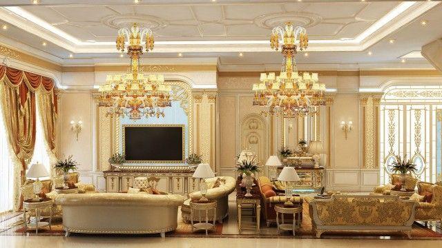 Luxury Living Room Luxury Living House Design