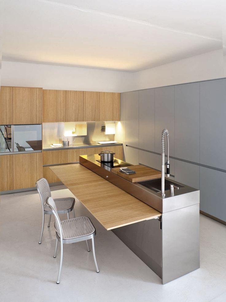table haute avec rangement pour cuisine photos de. Black Bedroom Furniture Sets. Home Design Ideas