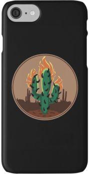 Travis Scott Rodeo Cactus Phone Case iPhone 7 Cases