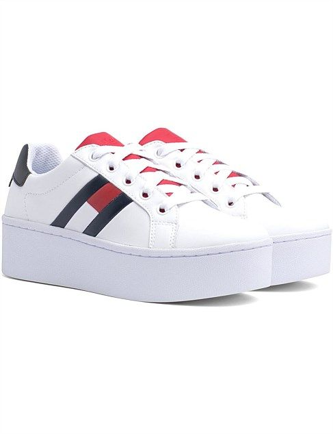 c872fa372a TOMMY JEANS ICON SNEAKER Sneaker Trends, Adidas Superstar, Shoe Shop, Tommy  Hilfiger,