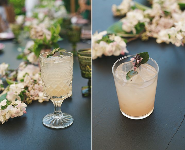 Mother's Day Tea Cocktail Recipes from Pharmacie