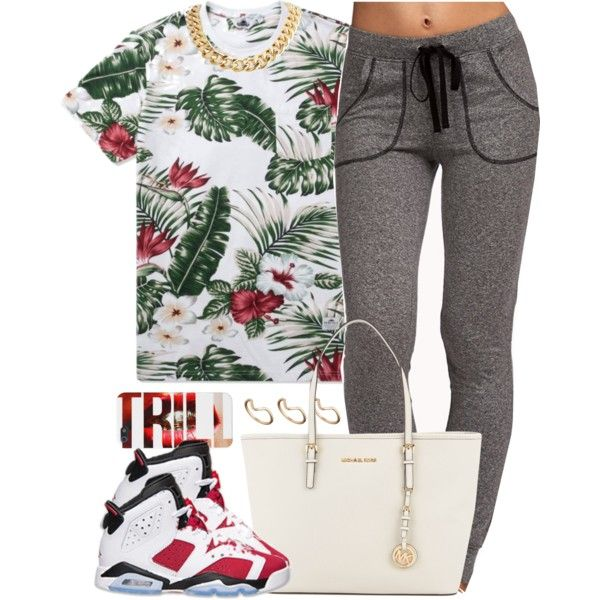 TRILL, created by oh-aurora on Polyvore