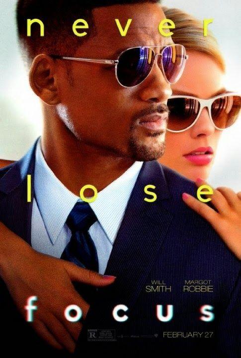 Focus: Un veterano estafador acoge a una atractiva joven bajo su protectorado, pero las cosas se ...