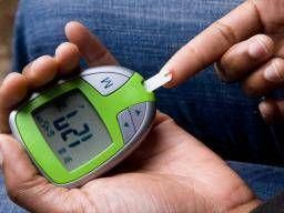 A blood sugar or blood glucose chart identifies ideal levels throughout the day,...