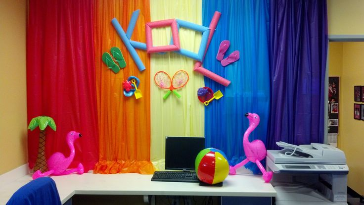 Patients love the colorful wall at our #Tyler South Loop location! #SmileOnShot :) #Texas  #dentists #kids #oralcare