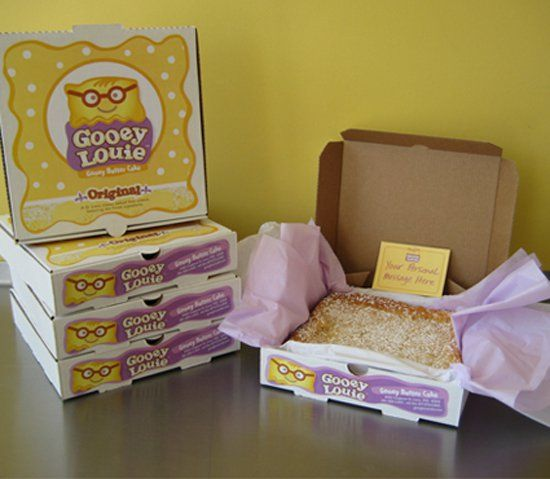 Pin for Later: Enticing Edible Souvenirs From Every State in the USA Missouri: Gooey Louie St. Louis Gooey Butter Cake