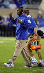 The 2013 football schedule has been released by the Southeastern Conference and the Kentucky Wildcats will face an engaging slate of opponents in Commonwealth Stadium.