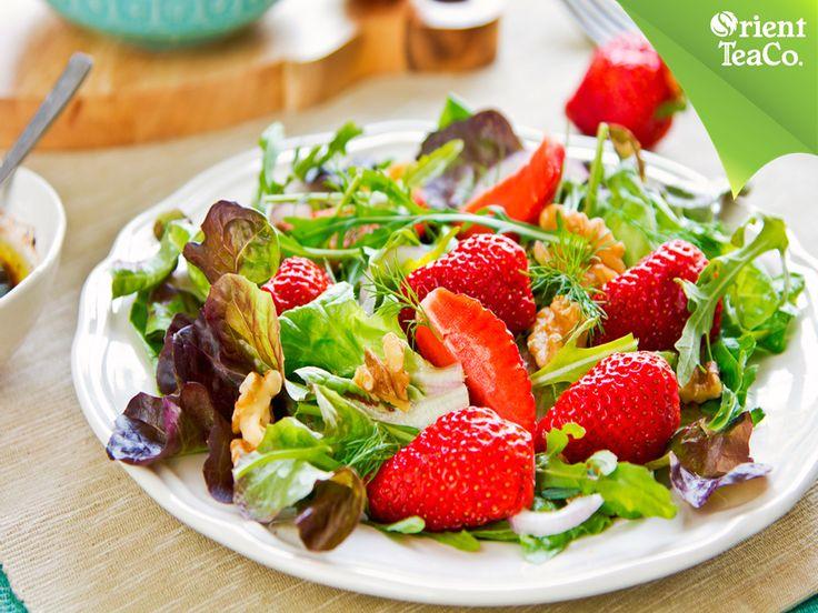Tipssaludables las ensaladas tu lado natural las - Platos sencillos y sanos ...