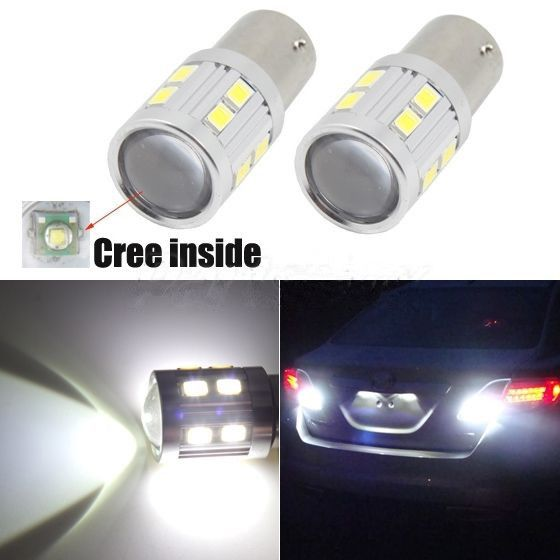 $19.27 (Buy here: https://alitems.com/g/1e8d114494ebda23ff8b16525dc3e8/?i=5&ulp=https%3A%2F%2Fwww.aliexpress.com%2Fitem%2F2X-Xenon-White-1156-BA15S-Cree-5730-LED-Light-bulbs-Backup-Reverse-7506-1141%2F32593007574.html ) 2X Xenon White 1156 BA15S 5730 LED Light bulbs Backup Reverse 7506 1141 for just $19.27