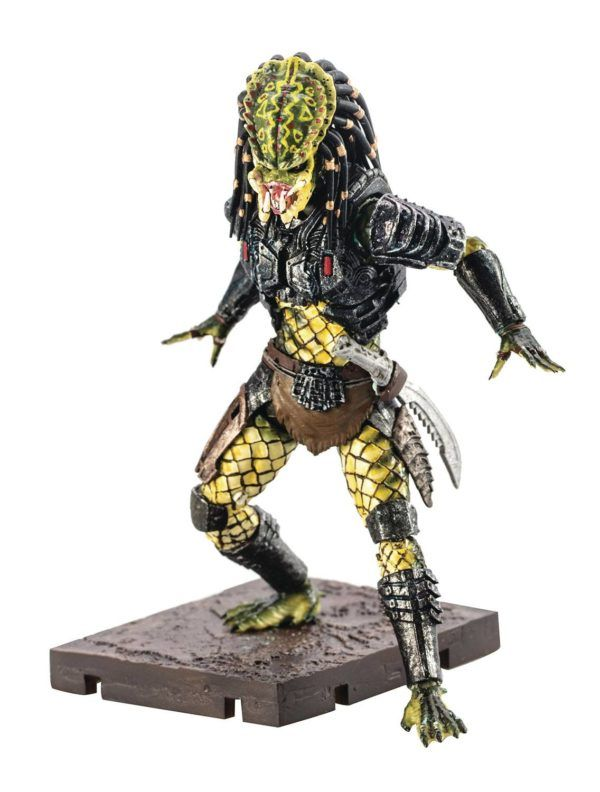Elder Predator 1:18 Scale 4 Inch Acton Figure Hiya Toys Predator 2