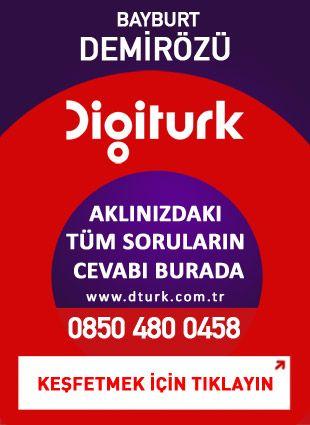 Digiturk Demirözü - Servis Satış Noktası - 0458 Bayburt