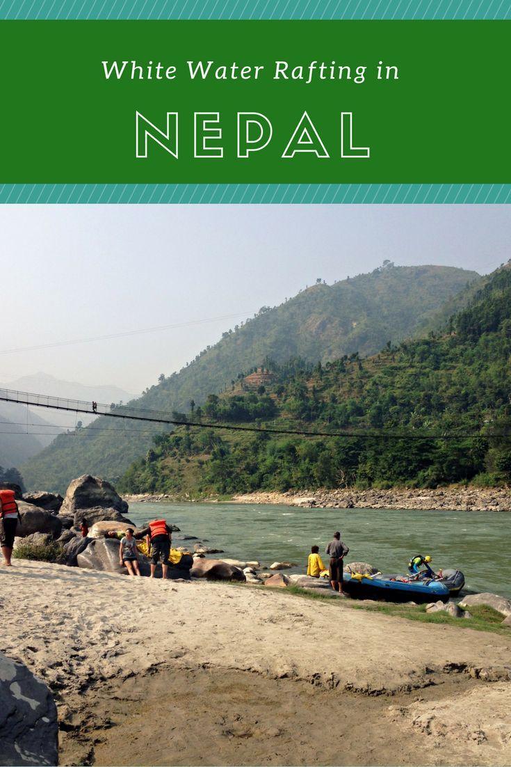 Adventure Story Corner: Whitewater Rafting the Trishuli River in Nepal!