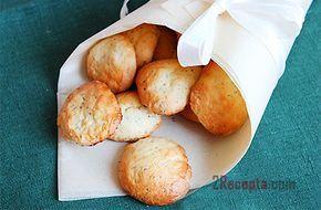 Песочное печенье на сметане с маком