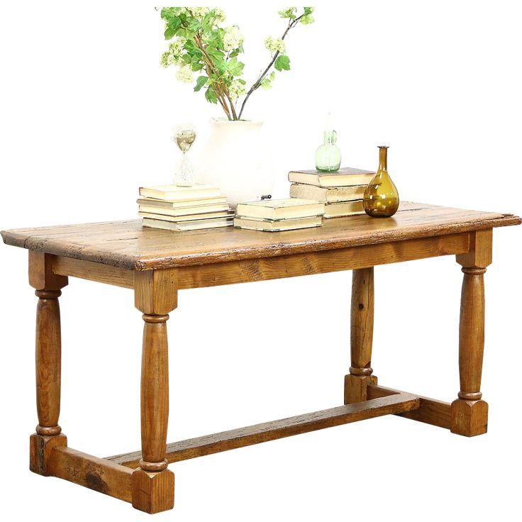 Farmhouse Table As Kitchen Island: 280 Best Rustic Farmhouse Kitchen Images On Pinterest