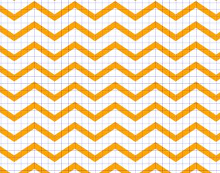 Inkscape Tutorial: How to make seamless chevron background with Inkscape