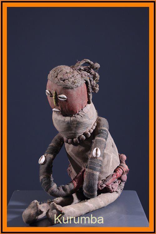 BEMBE DOLL AFRICAN TRIBAL ART AFRICAIN ARTE AFRICANA AFRIKANISCHE KUNST