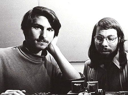 "Jobs and Steve Wozniak met in 1971, when their mutual friend, Bill Fernandez, introduced 21-year-old Wozniak to 16-year-old Jobs. In 1976, Woz invented the Apple I computer. Jobs, Wozniak, and Ronald Wayne founded Apple computer in the garage of Jobs's parents in order to sell it.[33]  They received funding from a then-semi-retired Intel product-marketing manager and engineer A.C. ""Mike"" Markkula, Jr.[34]  As Apple continued to expand with Wozniak's next version, the Apple II, the company…"