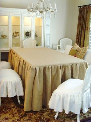 1000  ideas about dining table cloth on pinterest