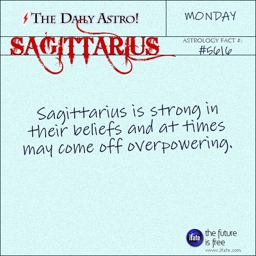 Sagittarius Daily Astro!: 4000 years of Asian philosophy can't be wrong!  Check out a free I Ching reading today.  You'll be amazed.   Visit iFate.com today!