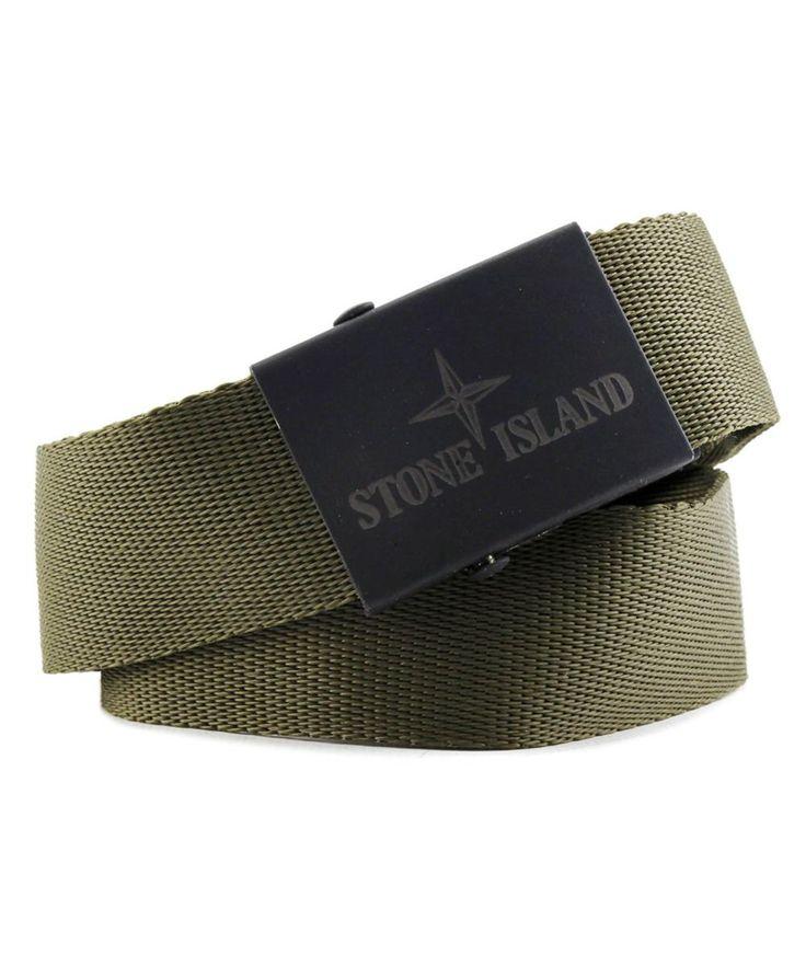 STONE ISLAND Stone Island  Belt'. #stoneisland #belts
