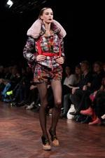 #NYFW #AW13 Vivienne Westwood - look 1