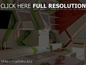 desain ruang dapur minimalis modern yang cantik Kabinet Putih Untuk Desain Ruang Dapur Minimalis Modern Innovative White Cabinets